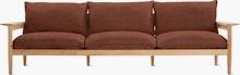 Terassi Sofa, Three Seater