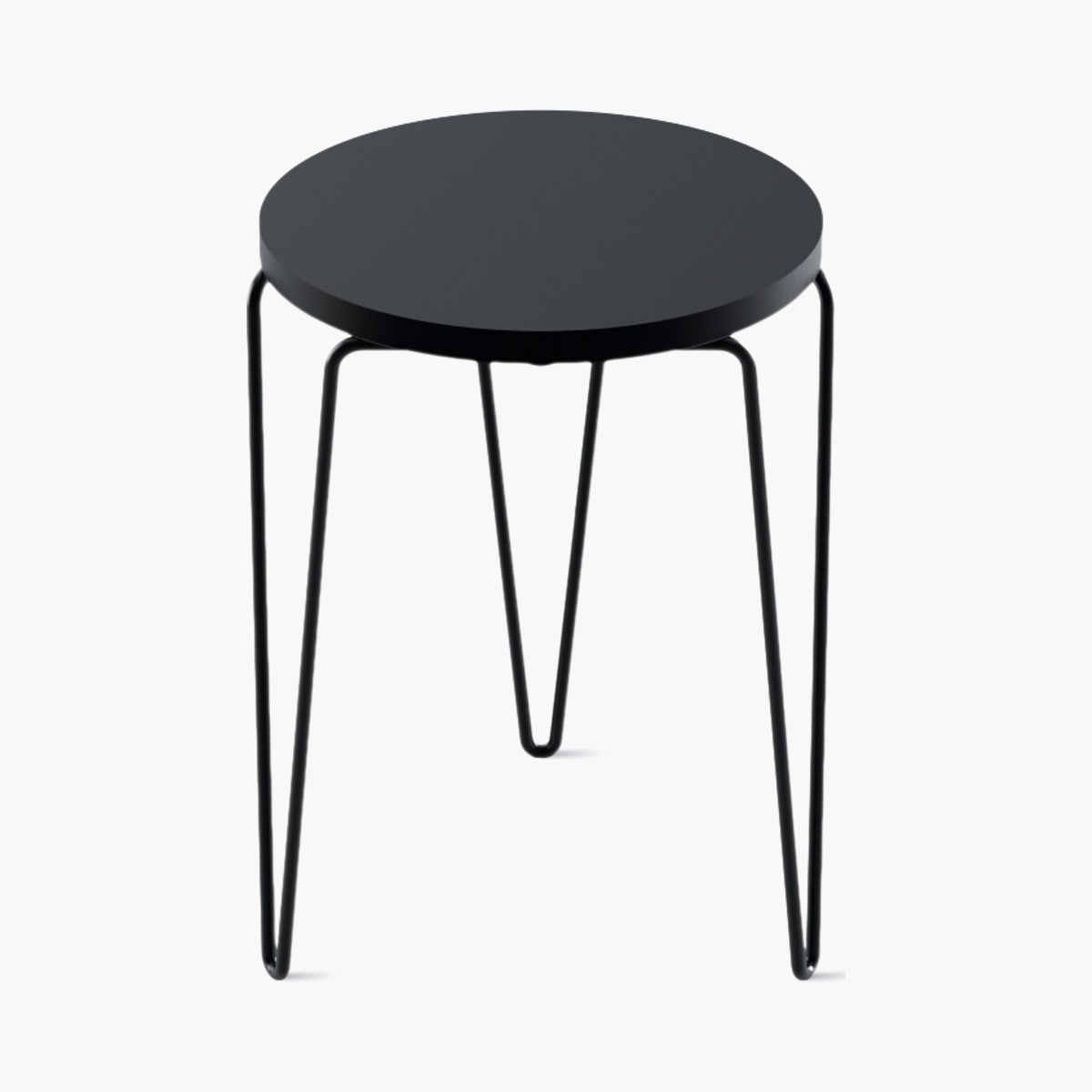 Florence Knoll Hairpin Stacking Table