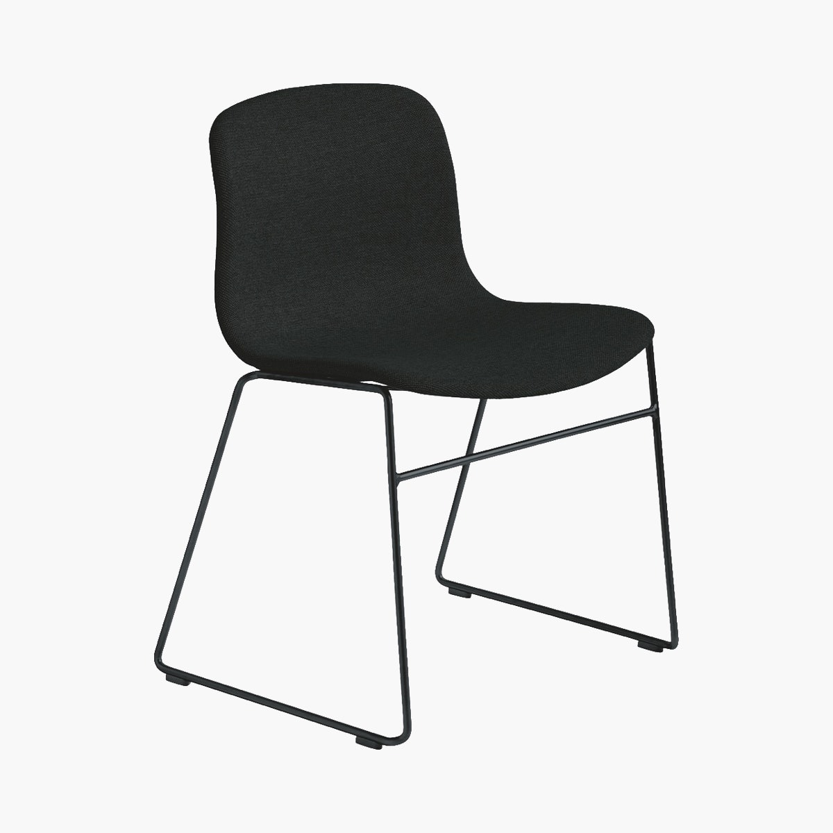 AAC 09 - About a Chair - Upholstered Side Chair Sled Base
