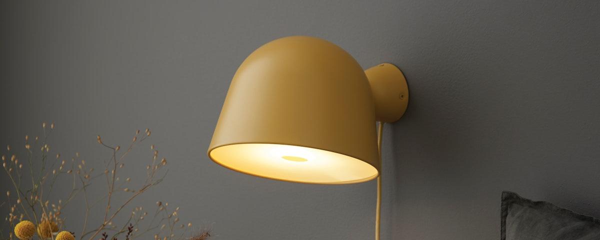 Kuppi Wall Light