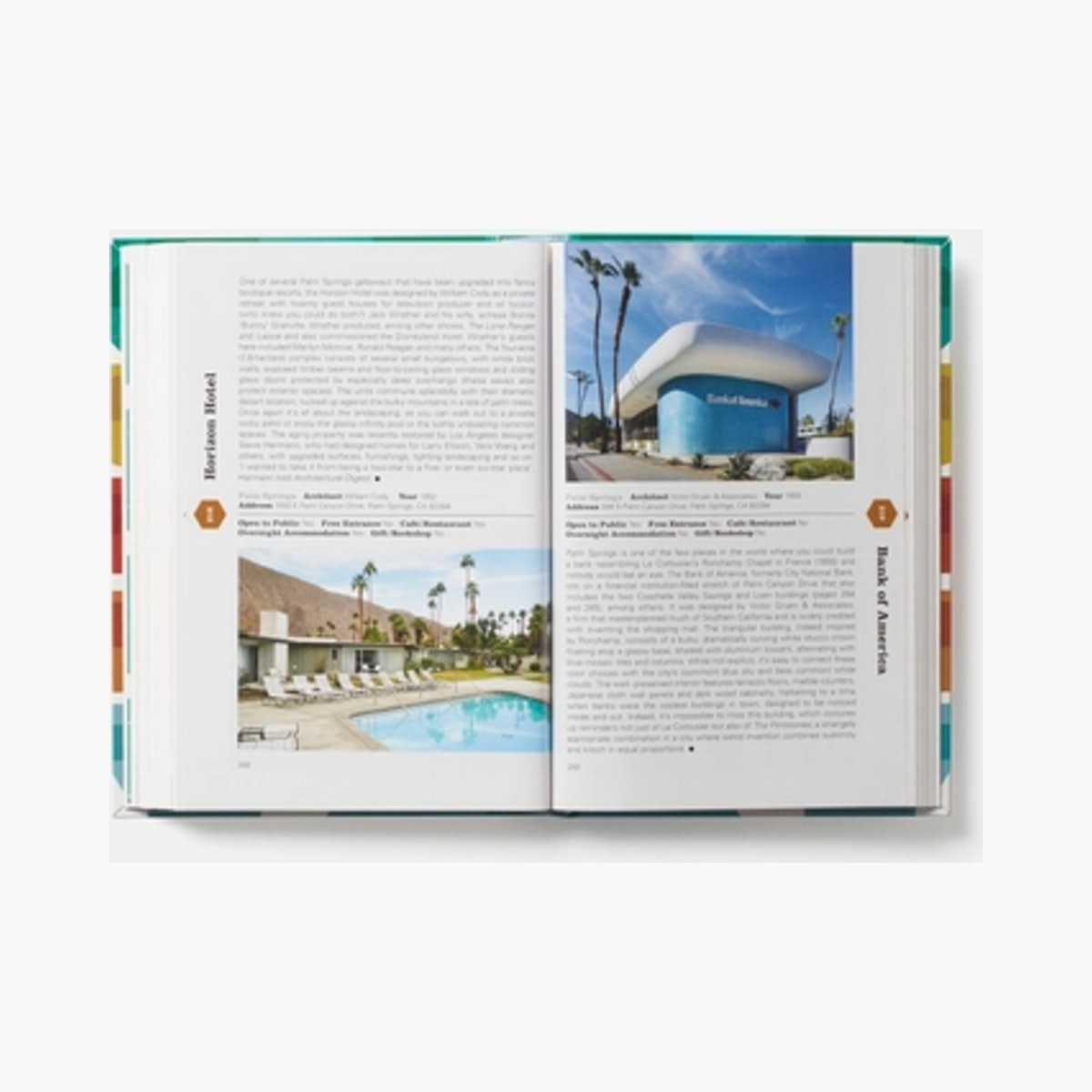 Mid Century Modern Travel Guide