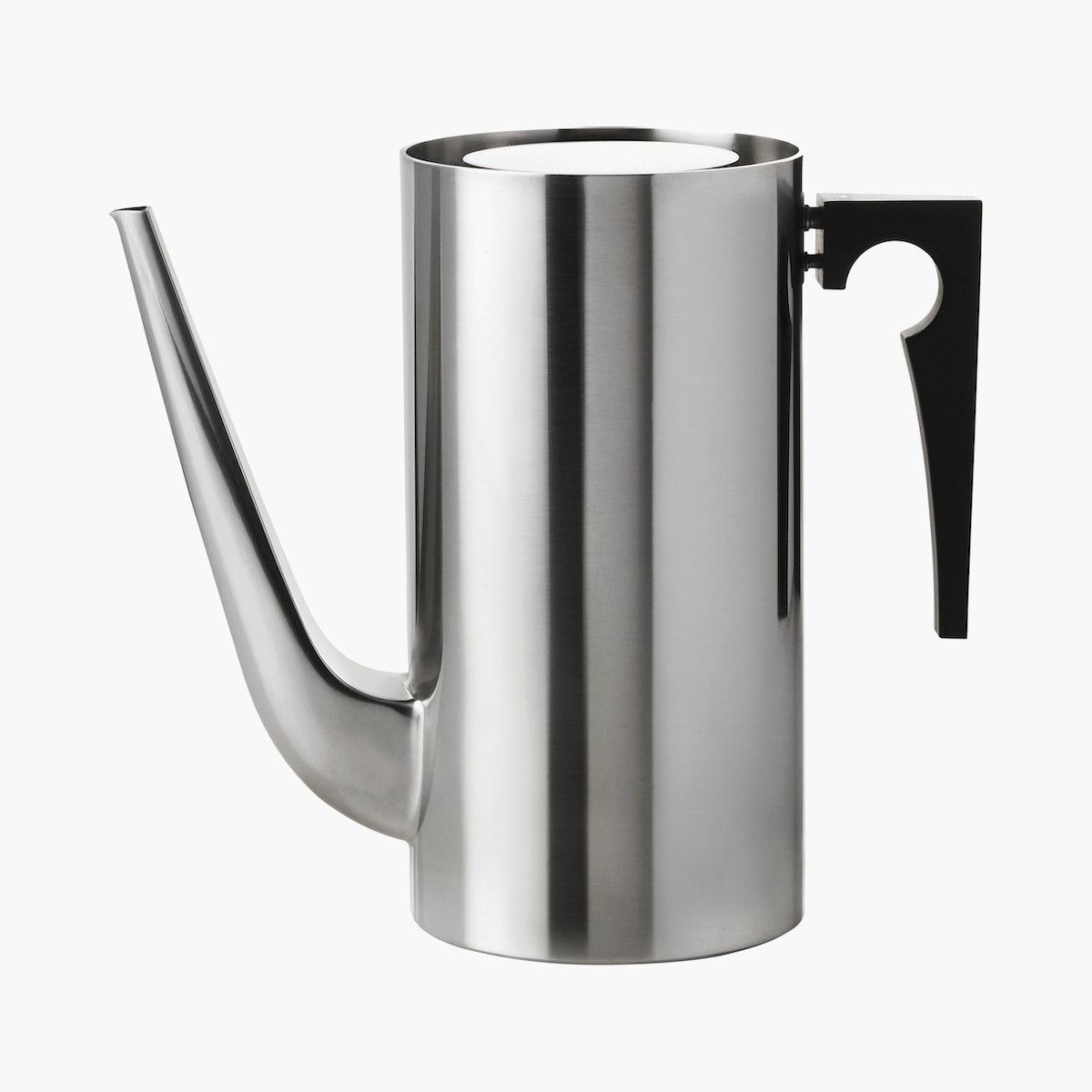 Cylinda Line Coffee Pot