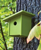 Pitch Birdhouse