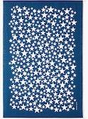 A Girard Environmental Enrichment Panel in Stars pattern.