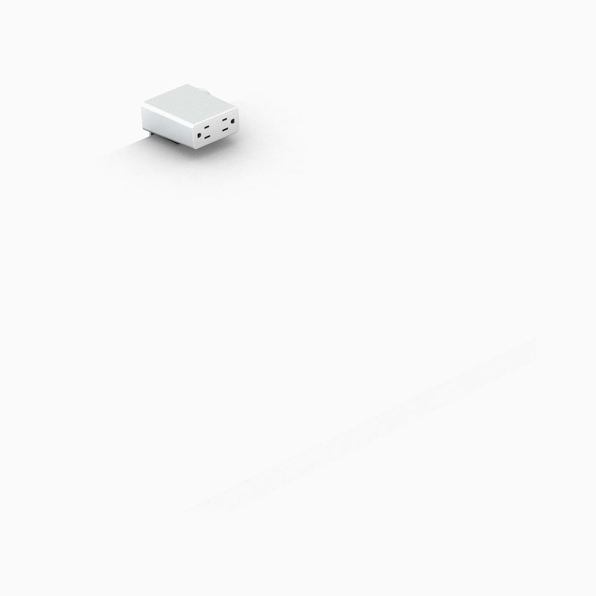 Logic Mini Power Outlet