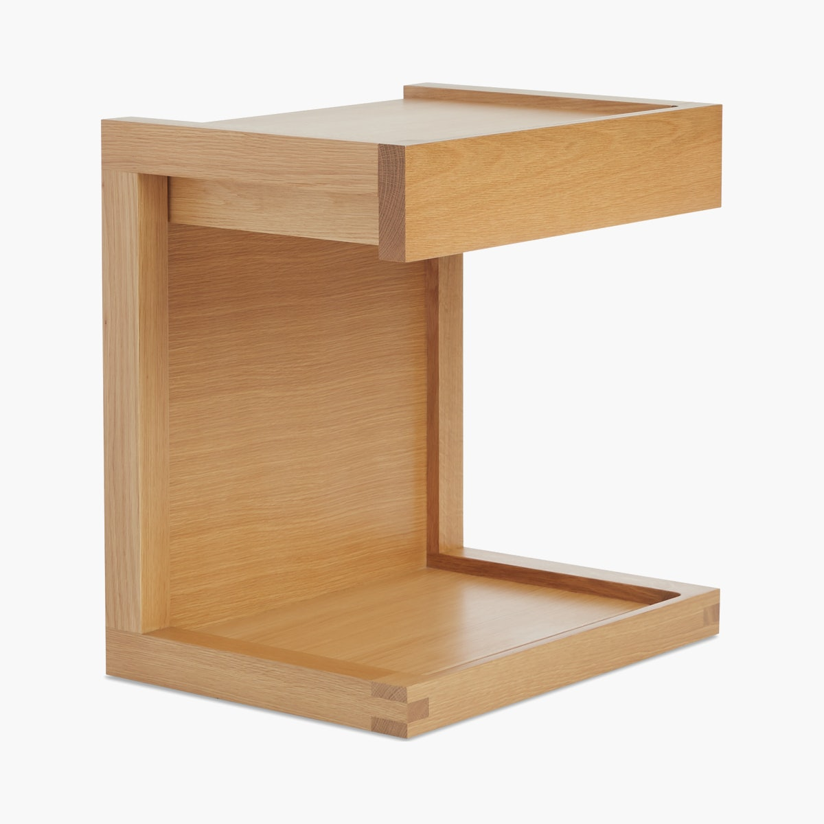 Matera Bedside Table, with Drawer