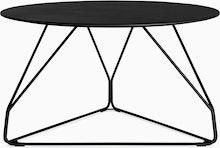 Polygon Medium Wire Table