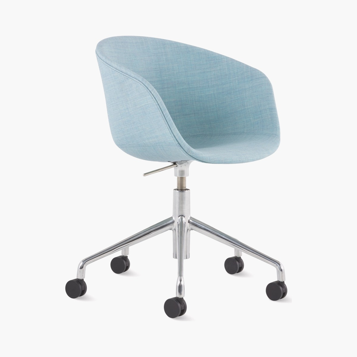About A Chair 53 Upholstered Task Armchair