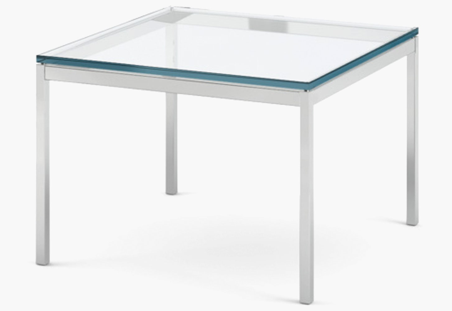 Florence Knoll Square Coffee Table Design Within Reach [ 1000 x 1453 Pixel ]