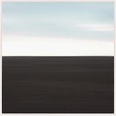 Black Sand Beach Print