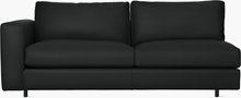 Reid One-Arm Sofa, Reid One-Arm Sleeper Sofa