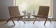 MG501 Cuba Lounge Chair