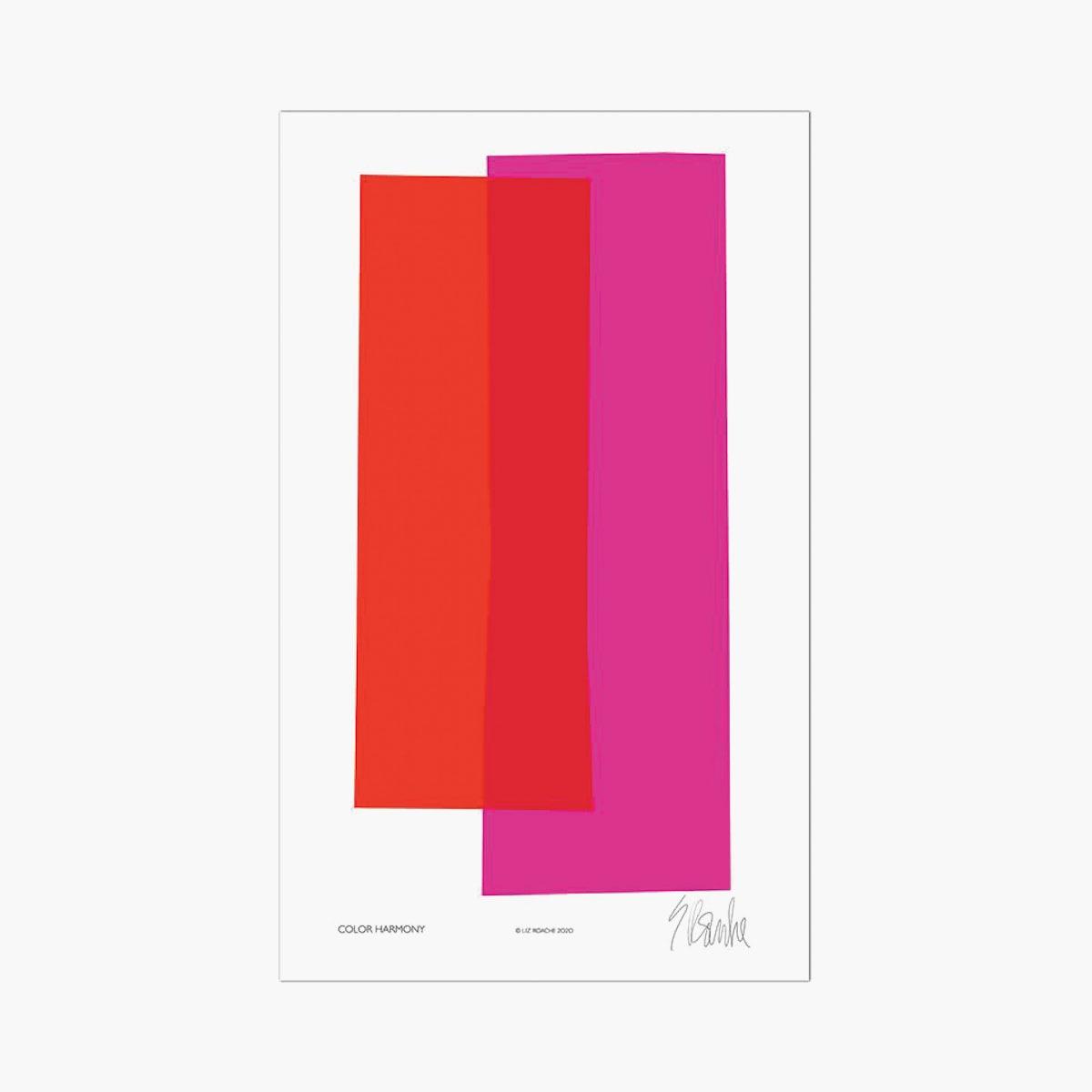 """Color Harmony"" by Liz Roache"