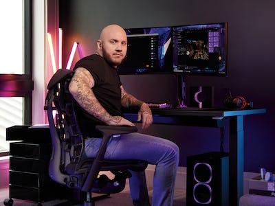 Tim the Tat Man, Embody and Motia Gaming
