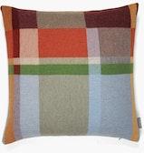 Feilden Lambswool Block Cushion, Design B