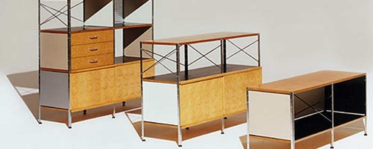 Eames Storage Unit