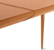 Vella Leather Desk