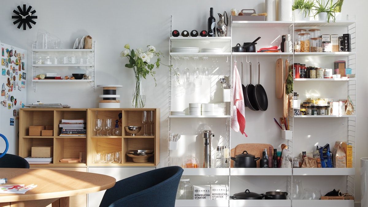 String Shelving Collection