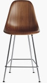 Eames Molded Wood Counter Stool (DWHCX)