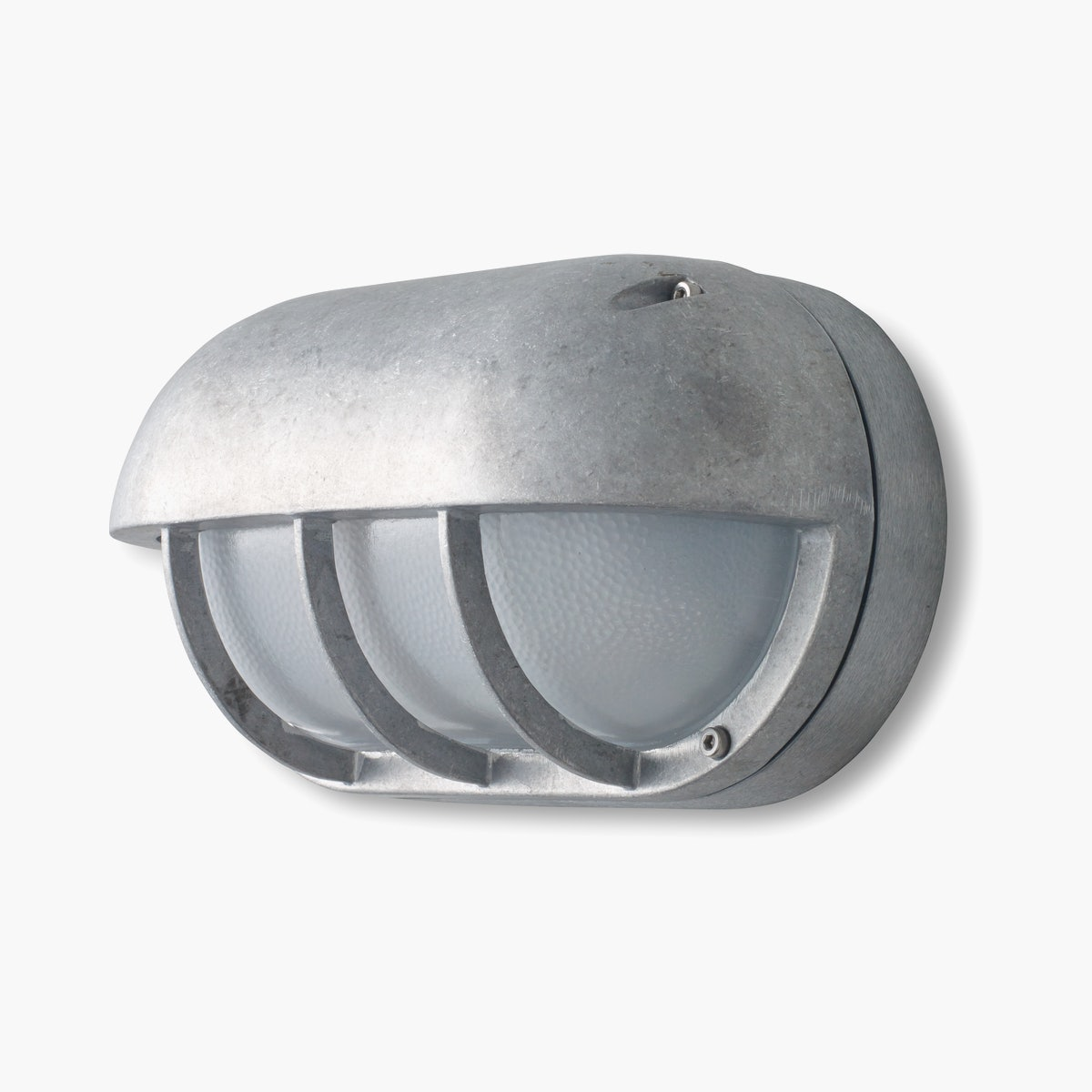 Oval Aluminum Bulkhead Light