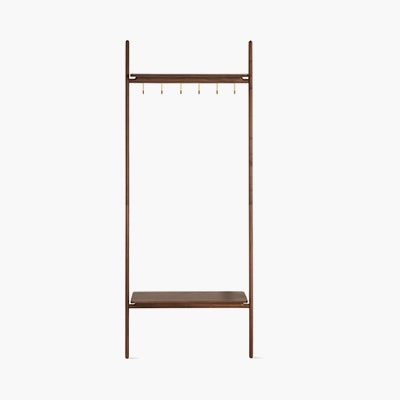 Folk Ladder Coatrack