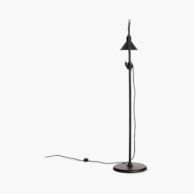 Lampe Gras Model 215L Floor Lamp