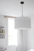 Pleat Drum Pendant Lamp