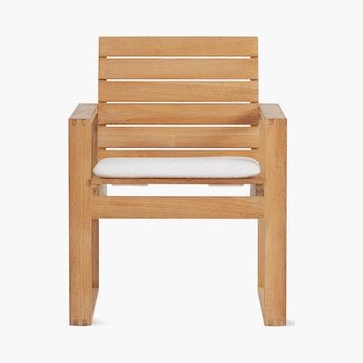 Block Island Dining Chair Cushion