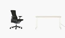 Embody Chair / Renew Desk Office Bundle
