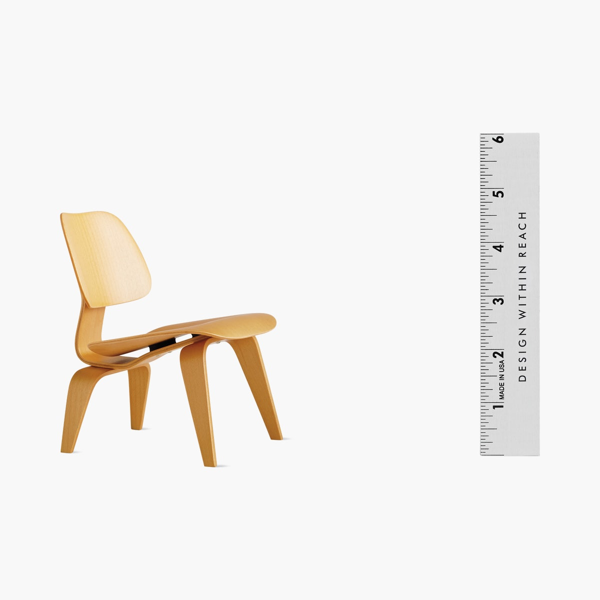 Vitra Miniatures Collection, Eames LCW