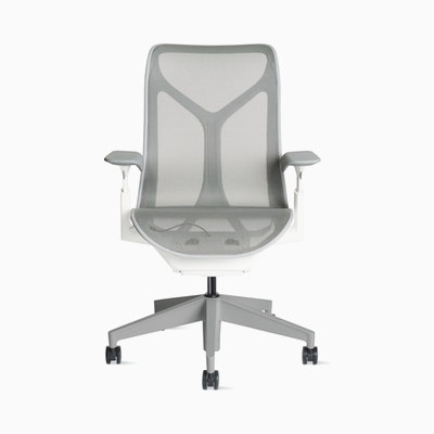 Cosm Task Chair Mid Back Adjustable Arm