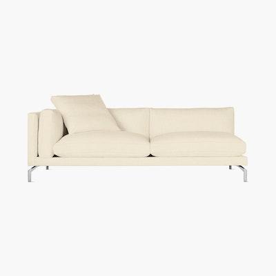Como One-Arm Sofa