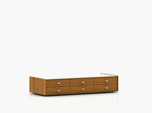 Nelson Mini Chest 6 Drawer