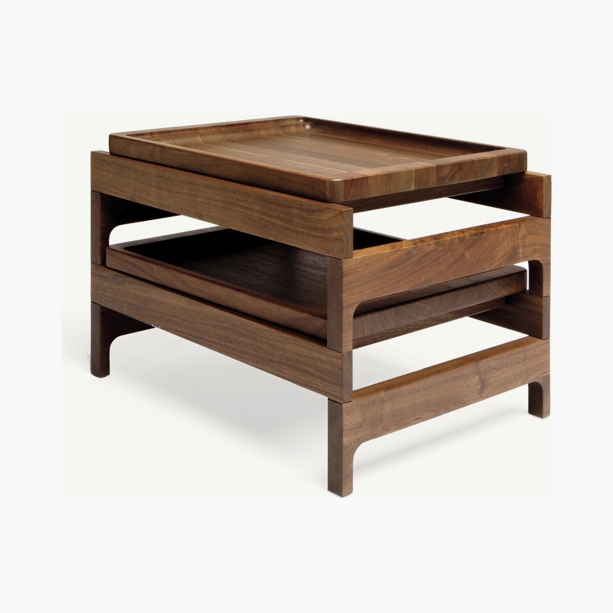 CB Tray Rack Side Table