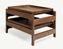 CB 33 Tray Rack Side Table