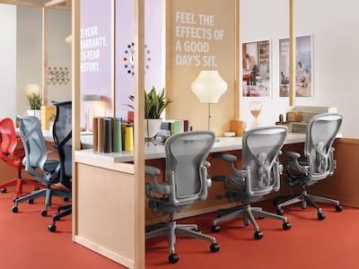 HM Austin Domain Task Chair settings