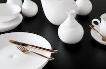 Eva Zeisel Granit Salad Plate