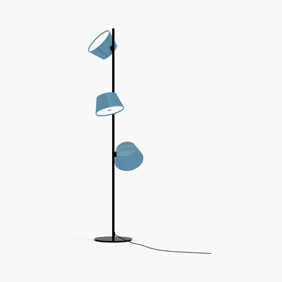 Tam Tam Floor Lamp,  3 Light