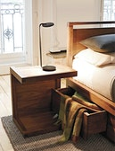Matera Bedside Table