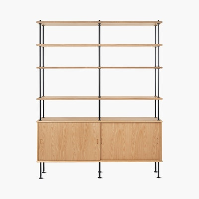 BM0253 Bookcase, Tall