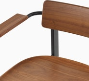 Betwixt Mixed Materials Chair
