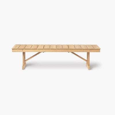 Deck Folding Bench