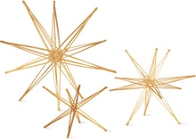 Foldable Star Sculptures