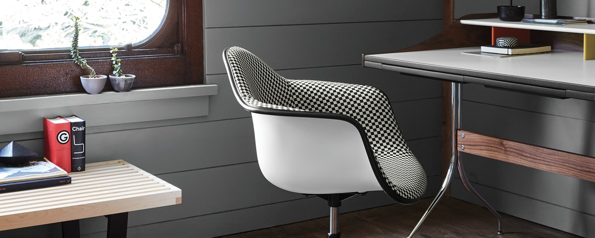 Eames Upholstered Task Chair