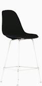 Eames Upholstered Molded Plastic Counter Stool - DSHCX.U
