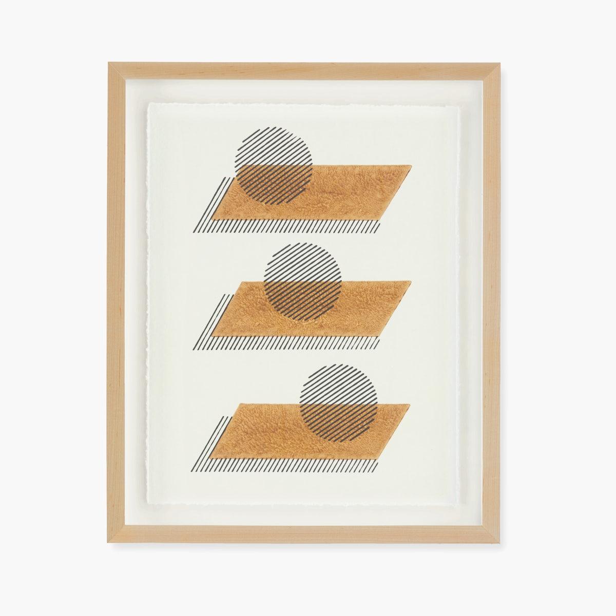 Block Shop Prints - Match Point Print