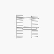 "High - 1 Bay - 24"" Wide Shelves"