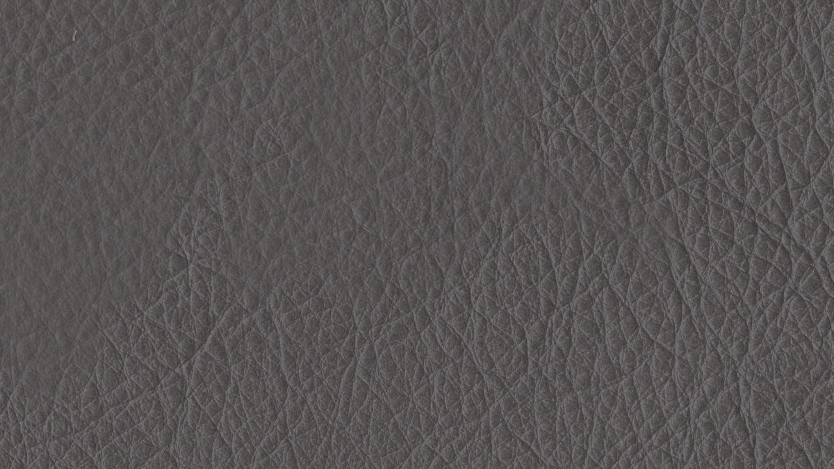 Grey Leather Swatch (Thayer Coggin duplicate)