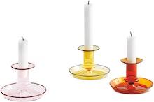 Flare Candle Holder