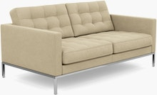 Florence Knoll Relaxed 2 Seater Sofa